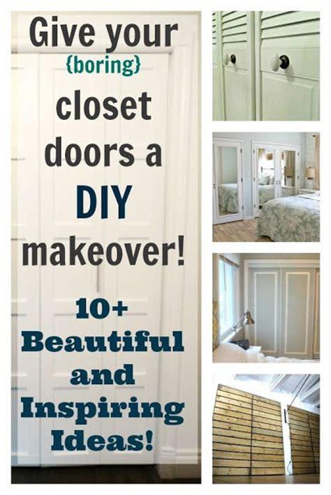 sliding closet door decorating ideas diy closet doors 10 beautiful and inspiring ideas