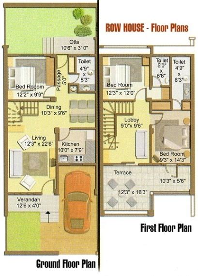 row home floor plan row home floor plans gurus floor