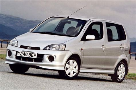 Daihatsu Yrv by Daihatsu Yrv 2001 2005 Used Car Review Car Review