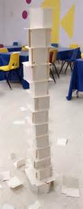 how do you make a card tower science engineering projects on engineering
