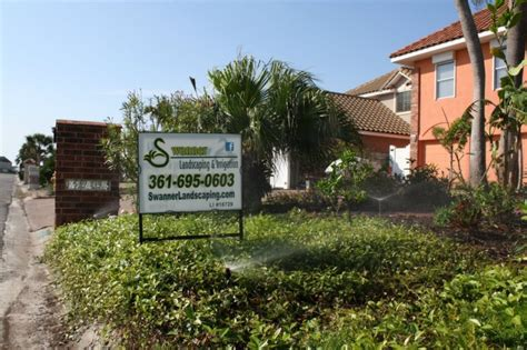 landscaping corpus christi landscapers corpus christi tx about swanner
