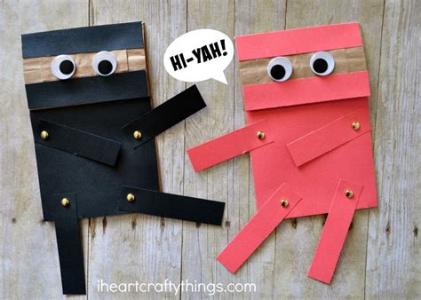 craft with paper bags paper bag craft for hi yah i crafty