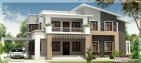 architect designed house plans modern mix floor home design indian house plans architecture plans 1006
