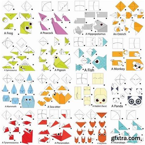 origami safari animals origami jungle animals comot