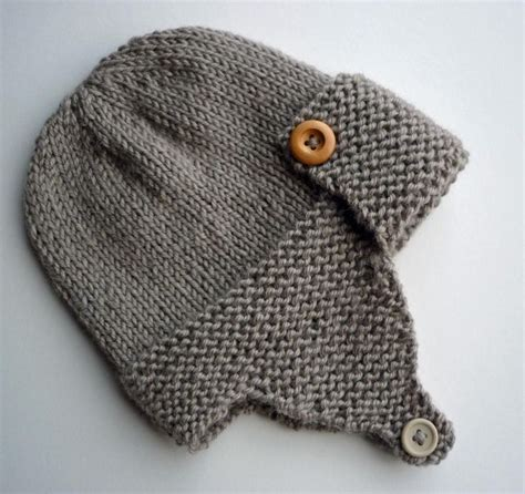 knitting pattern boys hat 25 unique aviator hat ideas on crotchet baby