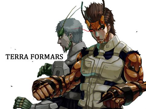 terra formars fall 2014 preview part 1 maybe winter will be better