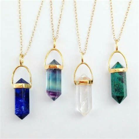 picture pendants jewelry jewels pendant gold necklace quartz gemstone