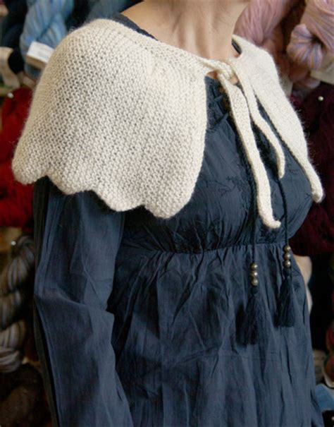 capelet knitting patterns more capes to knit 13 free patterns grandmother s