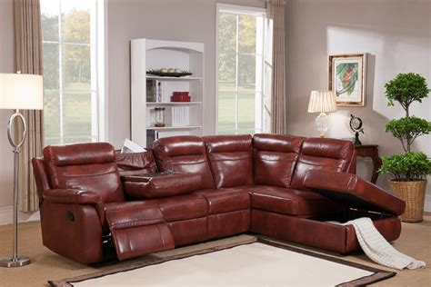 genuine leather sectional sofa 2 hariston genuine leather sectional