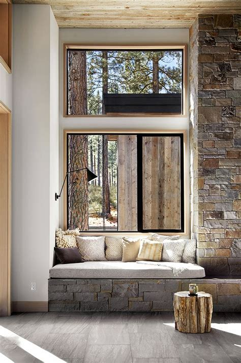 contemporary home interiors 25 best ideas about modern window seat on