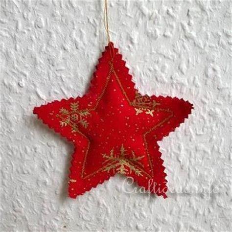 tree ornament craft ideas free crafts fabric tree ornament