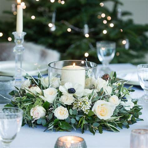 centre table decorations 25 unique winter table centerpieces ideas on
