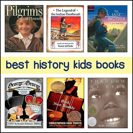 history picture books american history books for make history come alive
