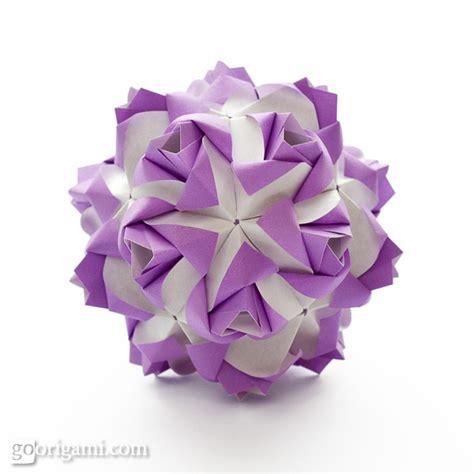 origami roses roses kusudama diagram