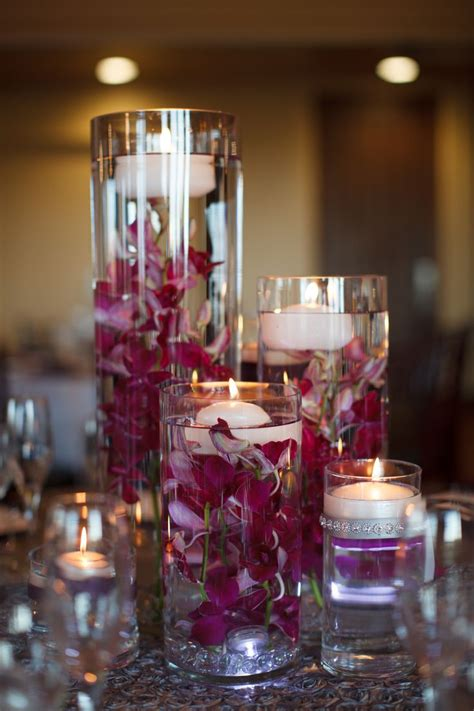 floating candle centerpiece 1000 images about wedding on lace maggie