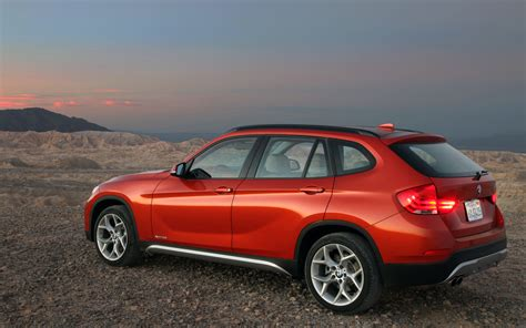 Bmw 28i by 2013 Bmw X1 Test Truck Trend