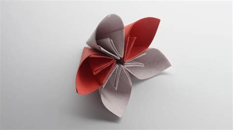 simple origami flowers easy origami flower wallpaper high definition high