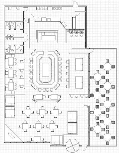 floor plans for a restaurant restaurant plan on floor plans restaurant and