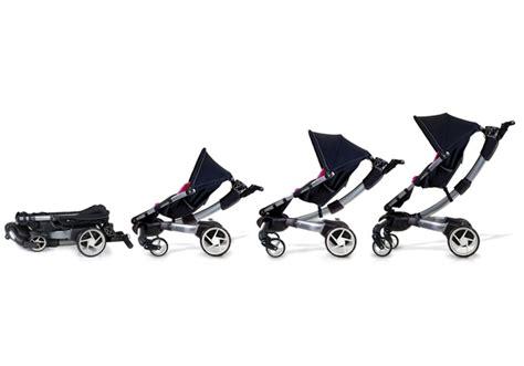 4mom origami stroller baby stroller sports lcd display headlights phone