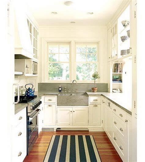 ideas for galley kitchen kitchen design i shape india for small space layout white