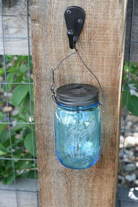 solar light crafts 25 best ideas about fence post crafts on