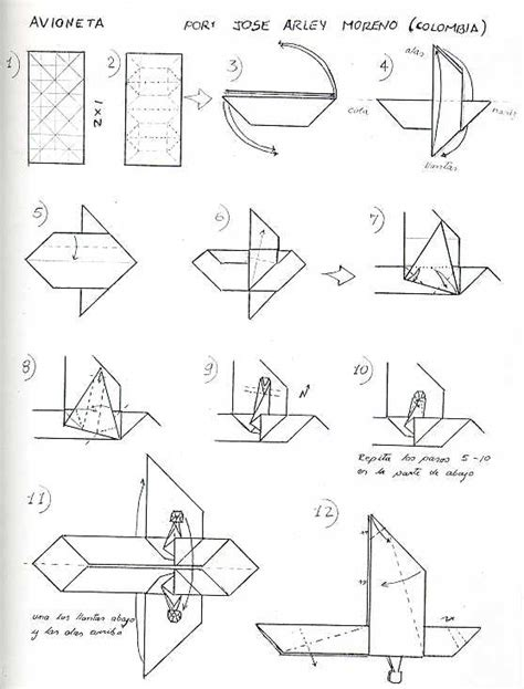 how to make origami planes easy origami plane
