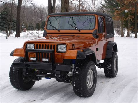 paint colors for jeep wranglers what color to paint the yj jeep wrangler yj 1987 1995