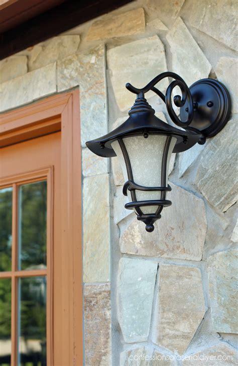painting metal light fixture how to paint outdoor metal light fixtures meganraley