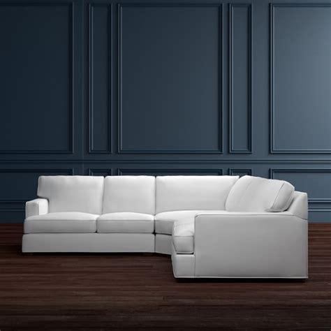 jackson sectional sofa jackson sectional sofas williams sonoma