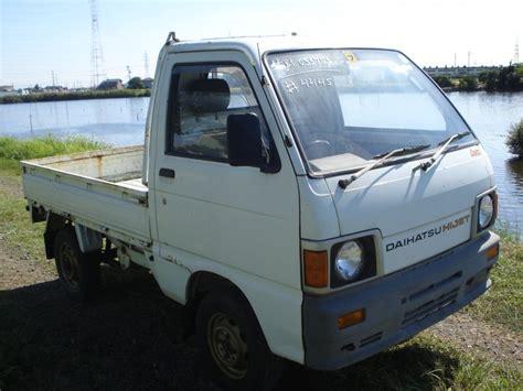 Daihatsu Hijet Parts by Daihatsu Hijet Truck 1989 Used For Sale