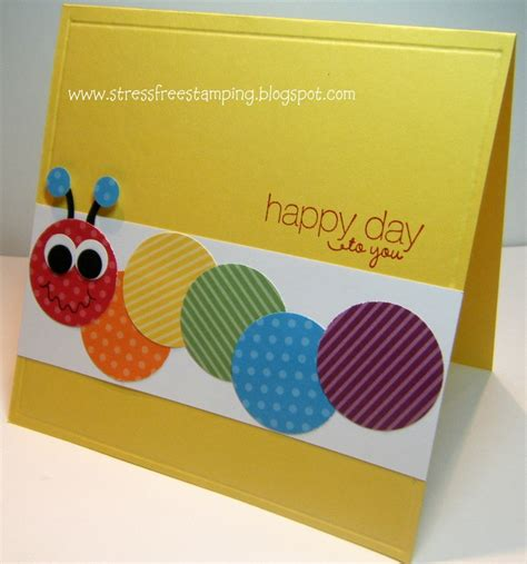 ideas for cards for children to make 25 best ideas about birthday cards on