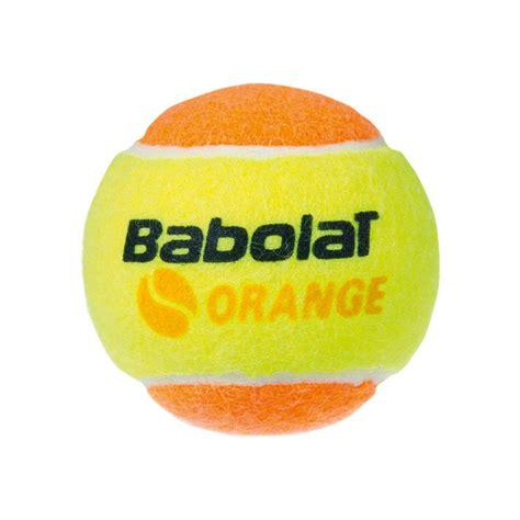 orange balls babolat junior orange tennis balls 3 dozen