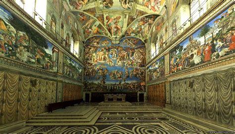 michel ange et la chapelle sixtine conference a istres paroisse de martigues
