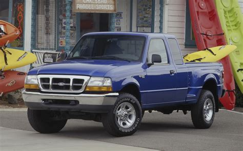2000 Ford Ranger Mpg by 2000 Ford Ranger Fuel Mileage