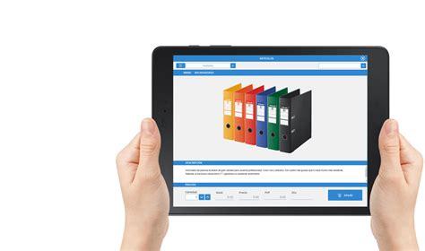 catalogo material oficina software para tiendas de material de oficina