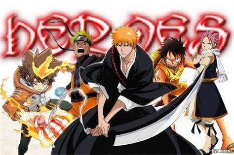 anime heroes anime heroes by jellybreaker on deviantart