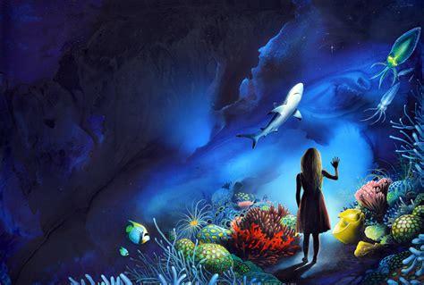 new 2016 the gallery of lights aquarium la rochelle