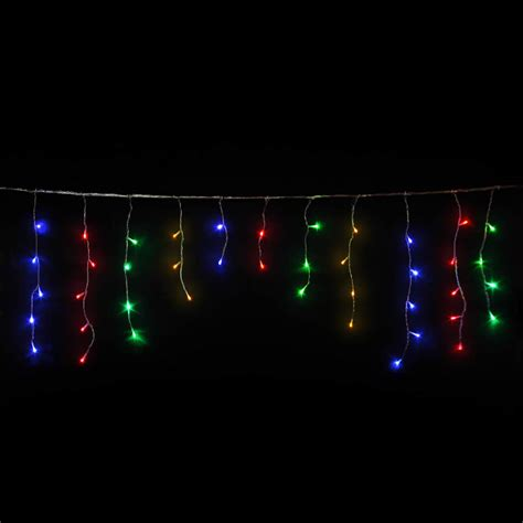 multicolour led multicolour icicles led lights icicle lights