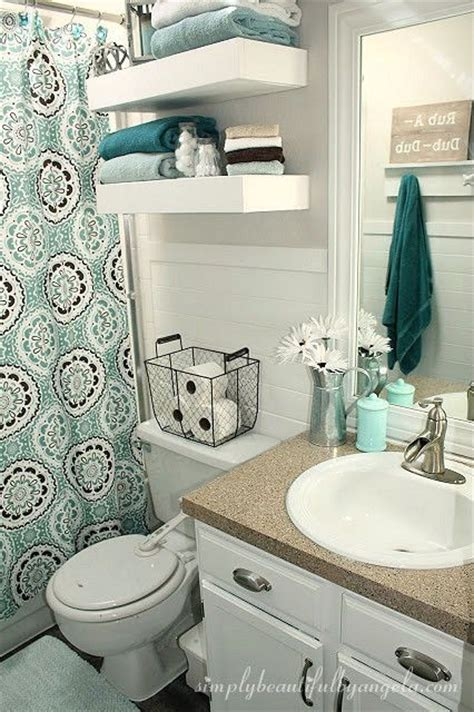 Decorating Ideas For Bathrooms On A Budget 30x een kleine badkamer inrichten tips makeover nl