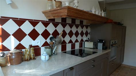 carrelage vintage cuisine carrelage mural cuisine en 20 ides chacun revtement parfait