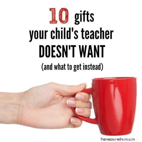 best gifts for teachers for gifts for teachers what to buy and what to avoid the
