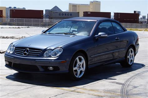 2005 Mercedes Clk500 by 2005 Mercedes Clk500 Convertible 187017