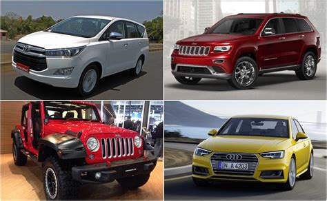 New Upcoming Cars by New Car Launches In India In August 2016 Ndtv Carandbike