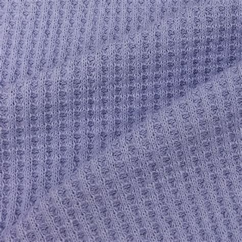 wholesale knit fabric 100 cotton thermal knit fabric by the yard wholesale