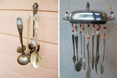 out of silverware carlosca01 silverware crafts for your home