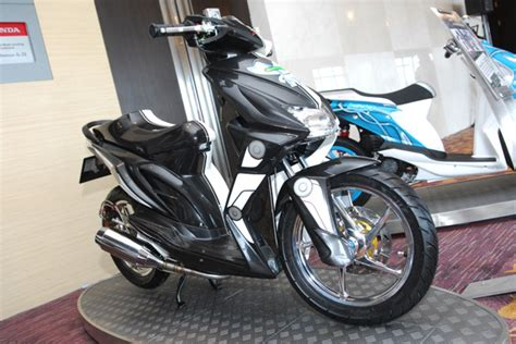 Variasi Motor Honda by Variasi Motor Honda Beat Motorcycle Review