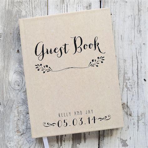 wedding picture books wedding guest book wedding guestbook custom guest book