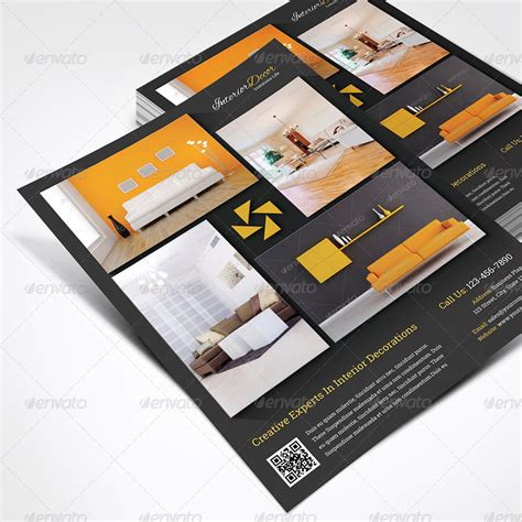 interior design flyers interior design flyer magazine ad by saptarang