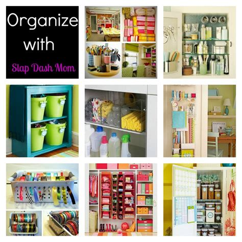 organising ideas best organizing ideas