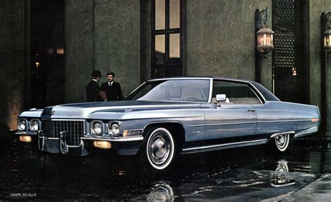 Chevrolet And Cadillac by This Is The 1971 Chevrolet Caprice As You Can See In The